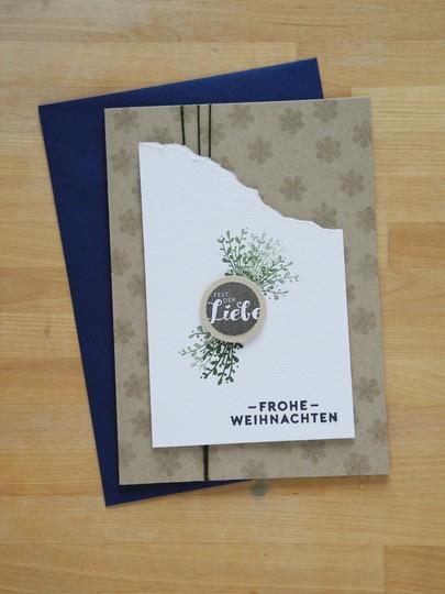 Papierprojekt andrea weihnachts karte moment stempel 1 original