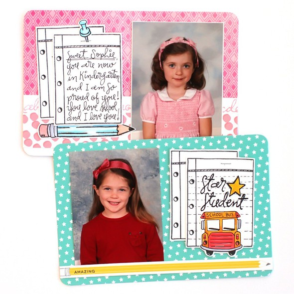Stamp cards 1