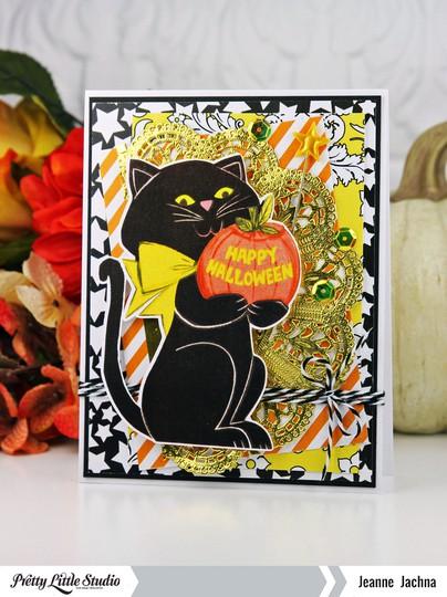 Halloween kitty original
