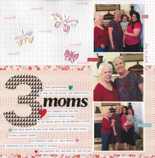 3 moms original