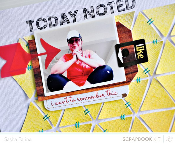Today noted closeup