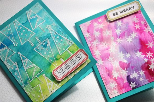 Both cards details
