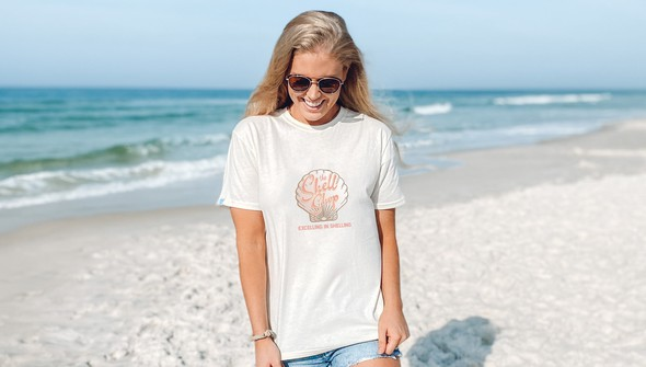146475 shell shop short sleeve tee women cream slider1 original