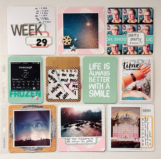 Project life week29 1