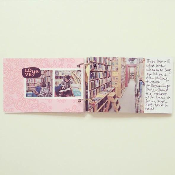 Glenlyon road trip mini book by mama finch 3 original