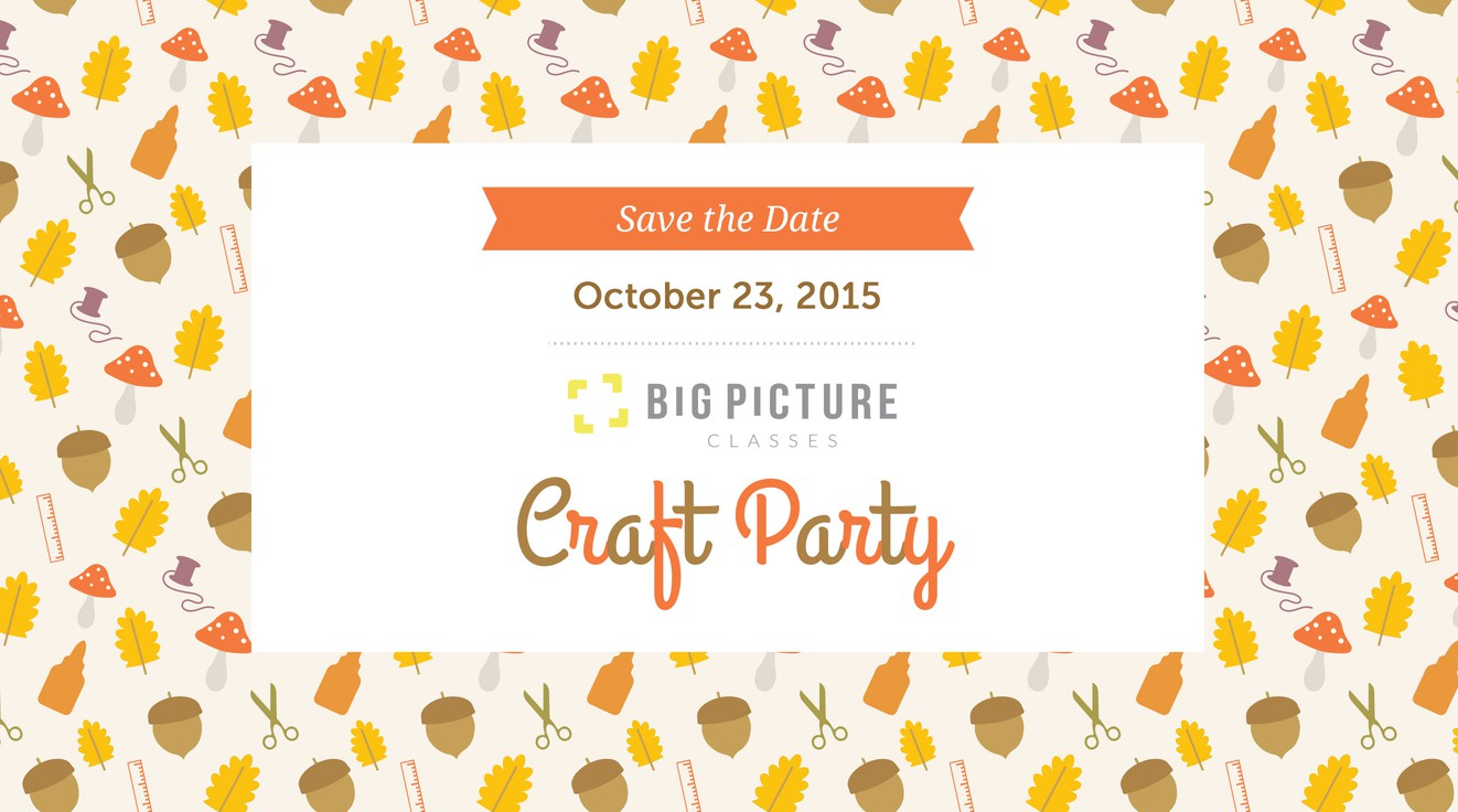 Bpc fallcraftparty(blog)