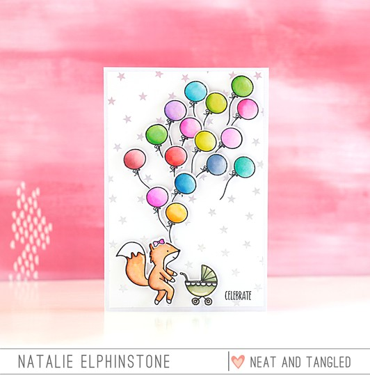 Celebrate by natalie elphinstone original