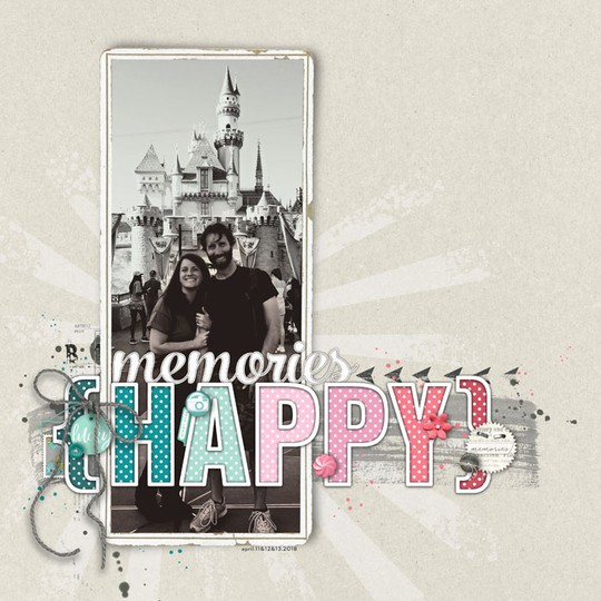 Happy memories original