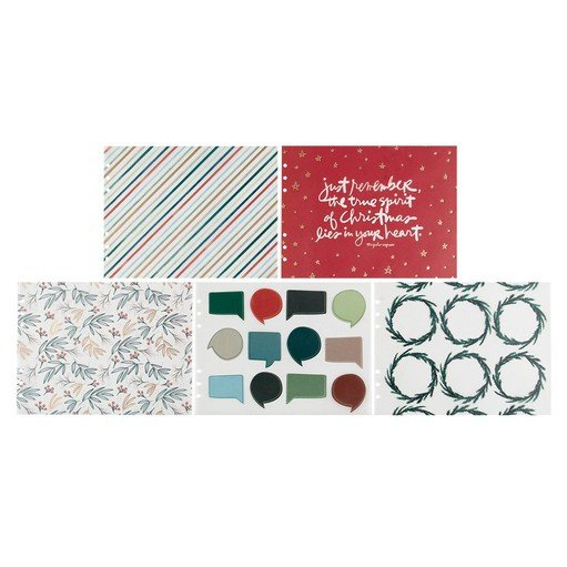 Picture of December Daily® 2021 10x8 Vellum Sheets