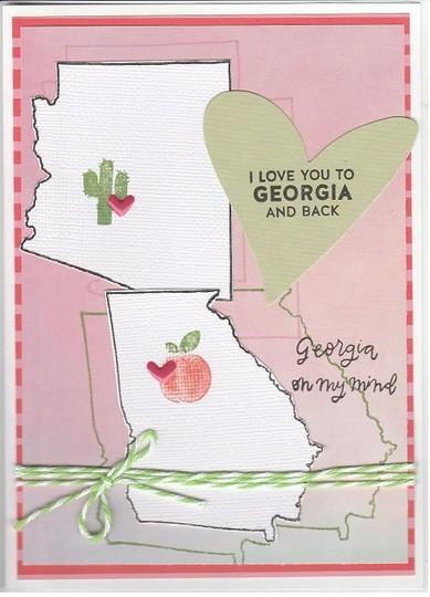 To georgia and back original