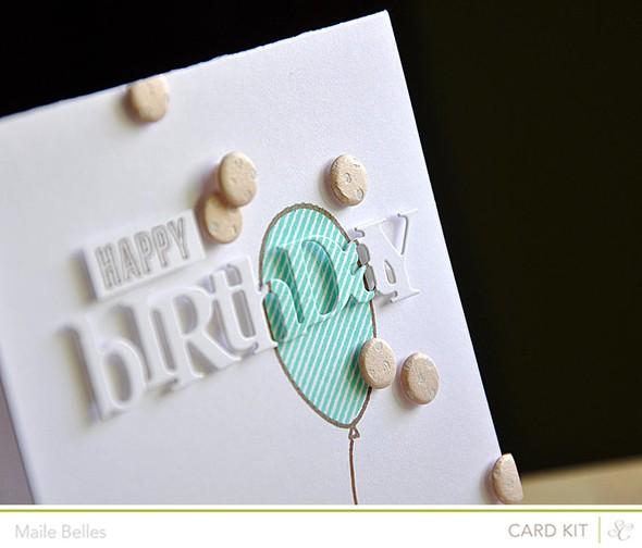 Single balloon happy birthday card detail (coconut grove   cumberland gap add ons)