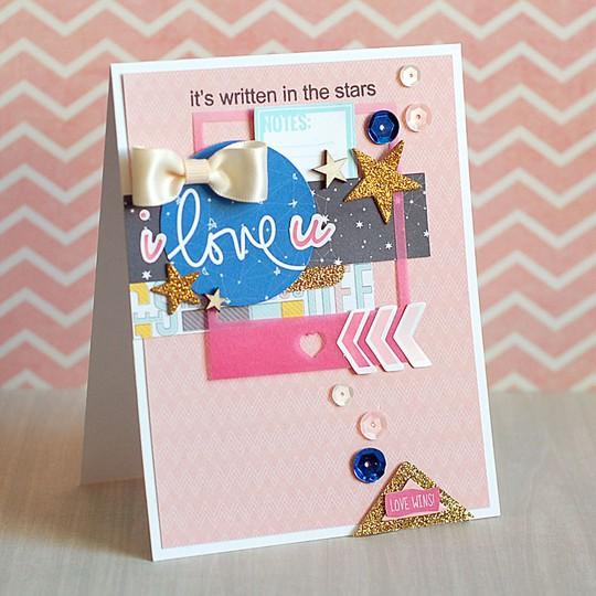 Love card 165