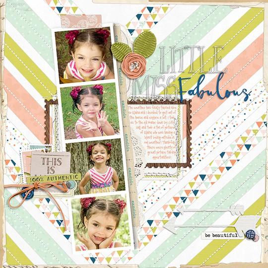 Elaina   little miss fabulous original