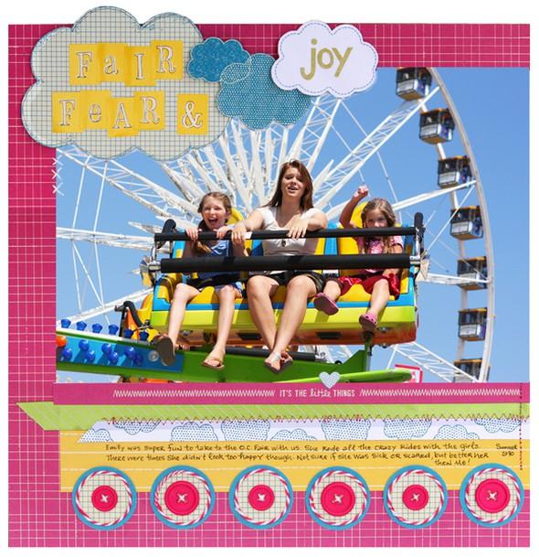 Fair fear and joy