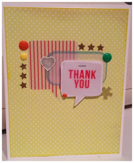 Cards thankyou 6