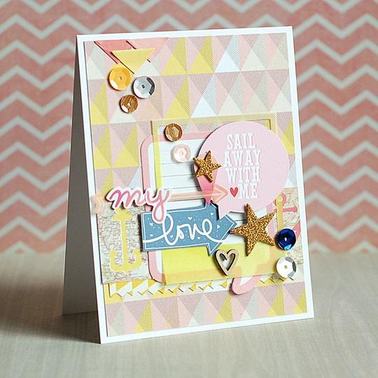 Love card 160