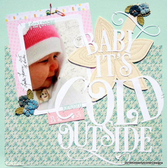 Baby its cold outside original