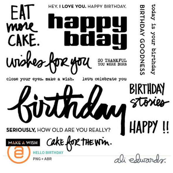 Ae hellobirthday template prev original