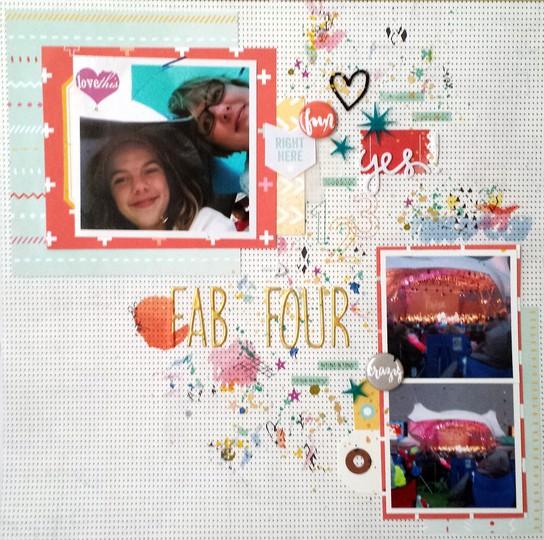 Fab four1 original