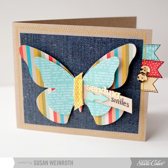 6   sending smiles card   susan weinroth