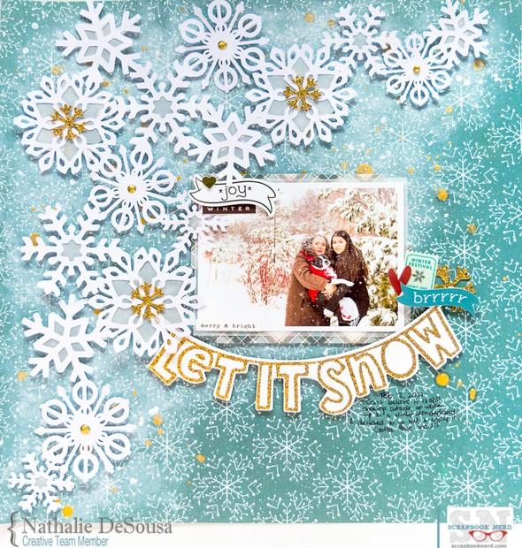 Sn nathalie desousa let it snow 2 original