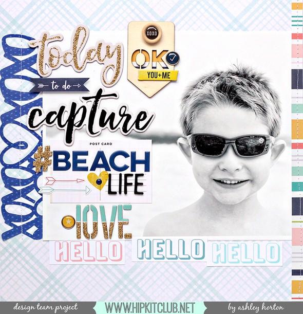 Beach life original