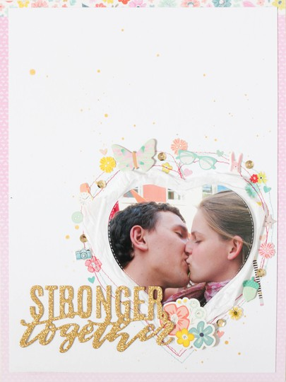 Stronger together layout scrapbooking nikki kehr nimena %25281 von 5%2529  original