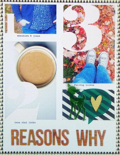 Reasonswhy