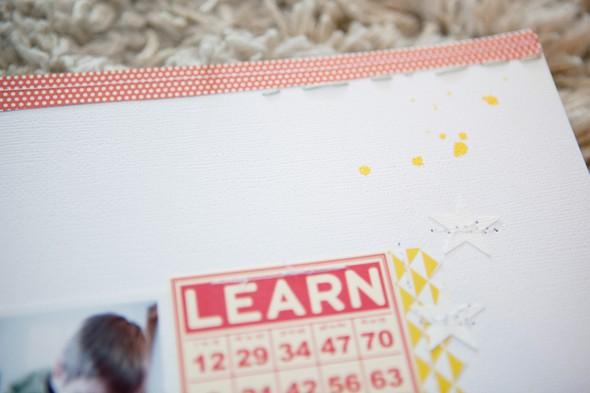 Learn closeup 3