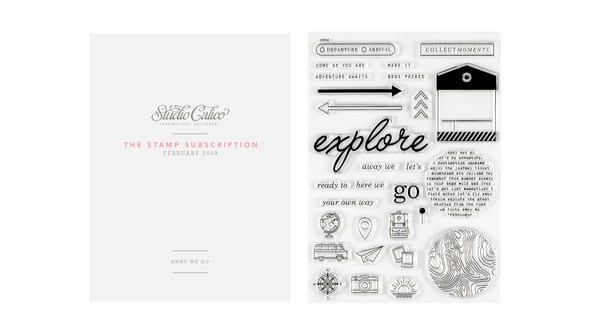 Picture of Confectionary Stamp Kit