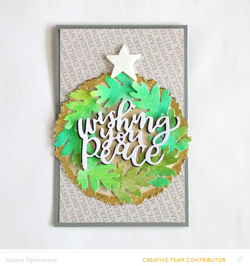 Wishing you peace card by natalie elphinstone 1 original
