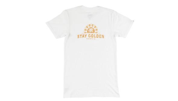 134412 staygoldenshortsleeveteewhite slider2 original