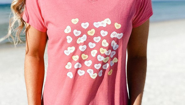 129093 conversation hearts v neck tee women melon slider3 original