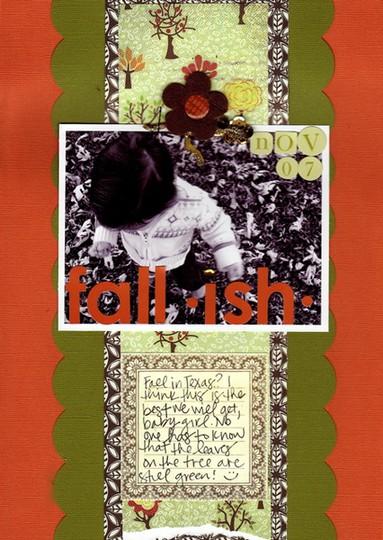 Fall ish