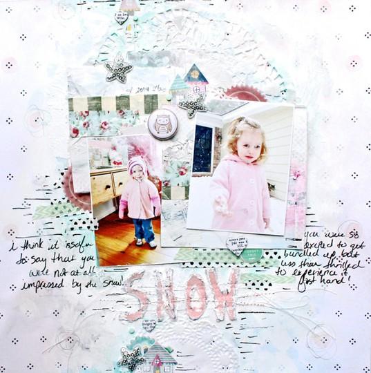 Ashli oliver soaphousemama snow 18