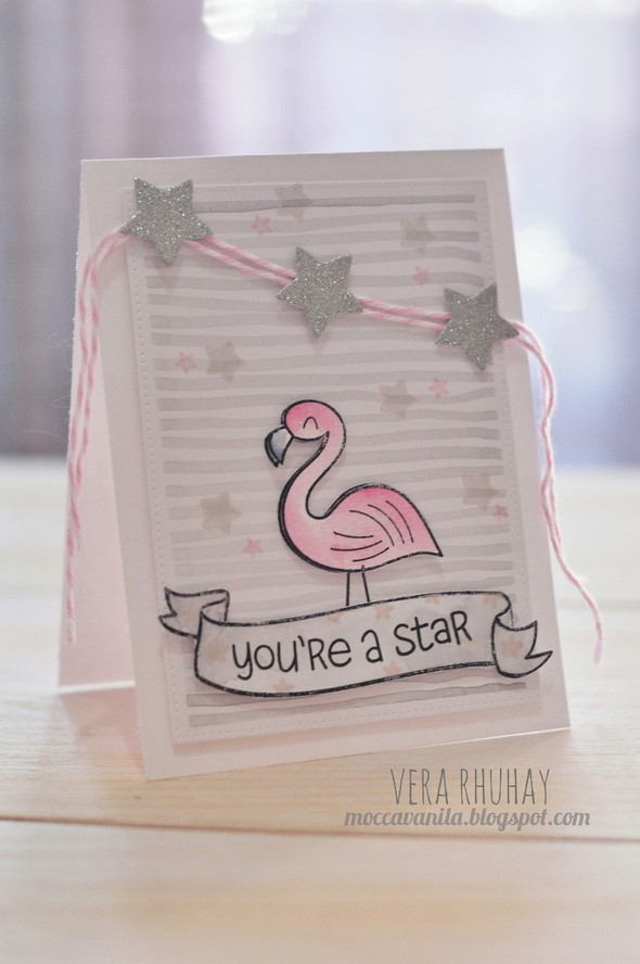 Lf flamingo you are a star