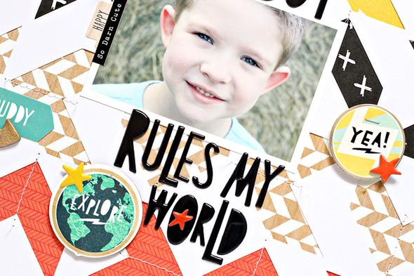 This boy rules my world2 original