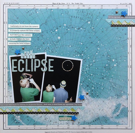 Total eclipse by jennifer larson original