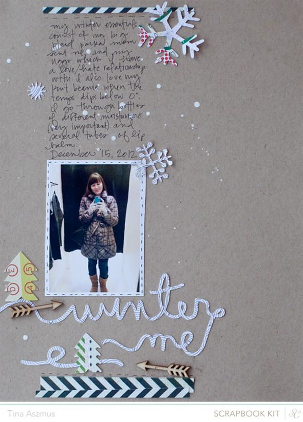 Winter me