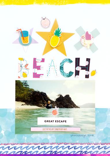 Beach original