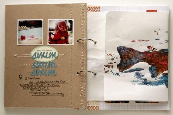 Project(hello)summeralbum swim 2
