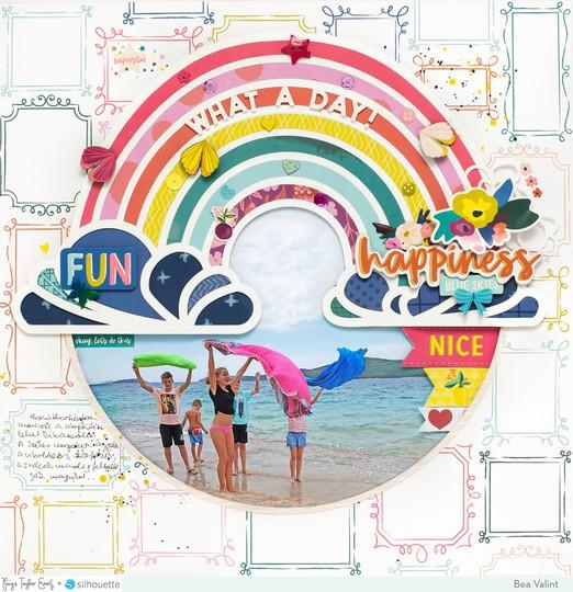 Beav rainbow 1 original