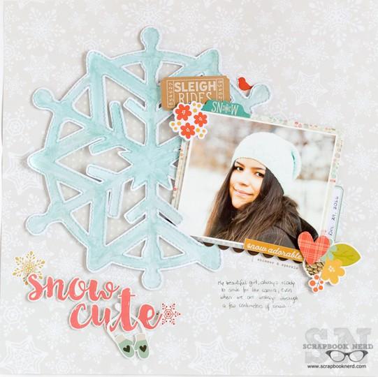 Snow cute original