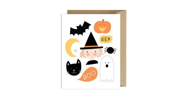 Halloweenillustrationscard slider original