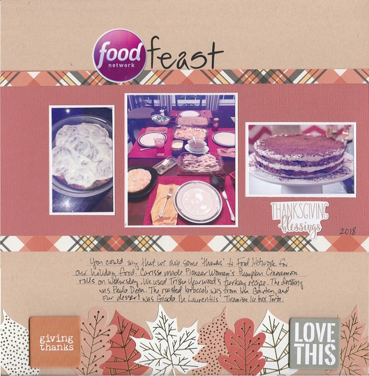 Food network feast original