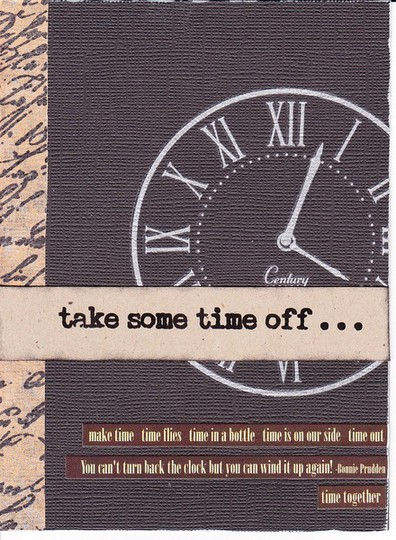 Time off 0001