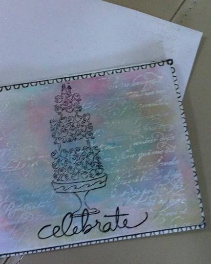 Celebrate card 1