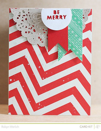 Rwerlich be merry card