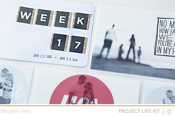 Roundabout project life week17 3web