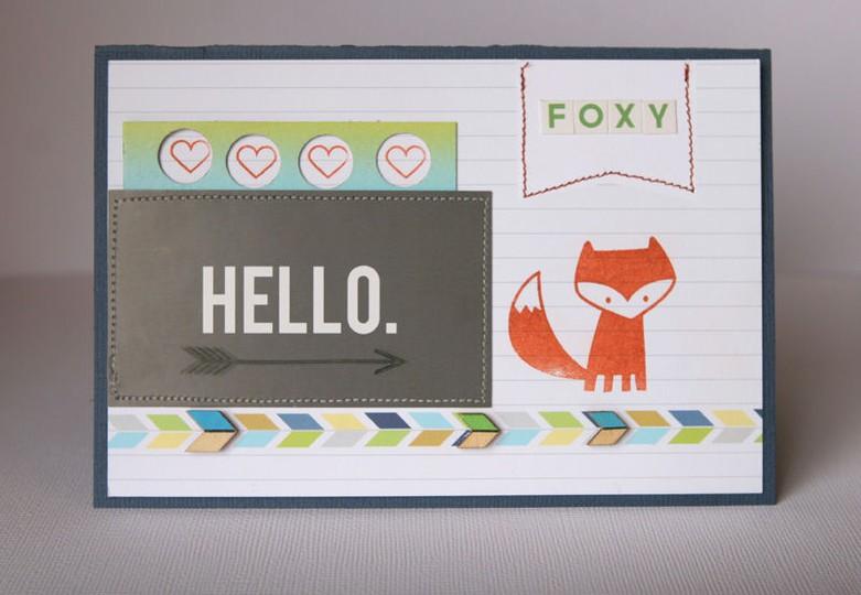 Hellofoxy